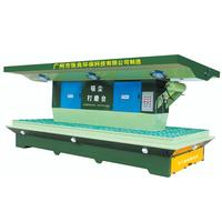 Four-sided Cleaning grinding table